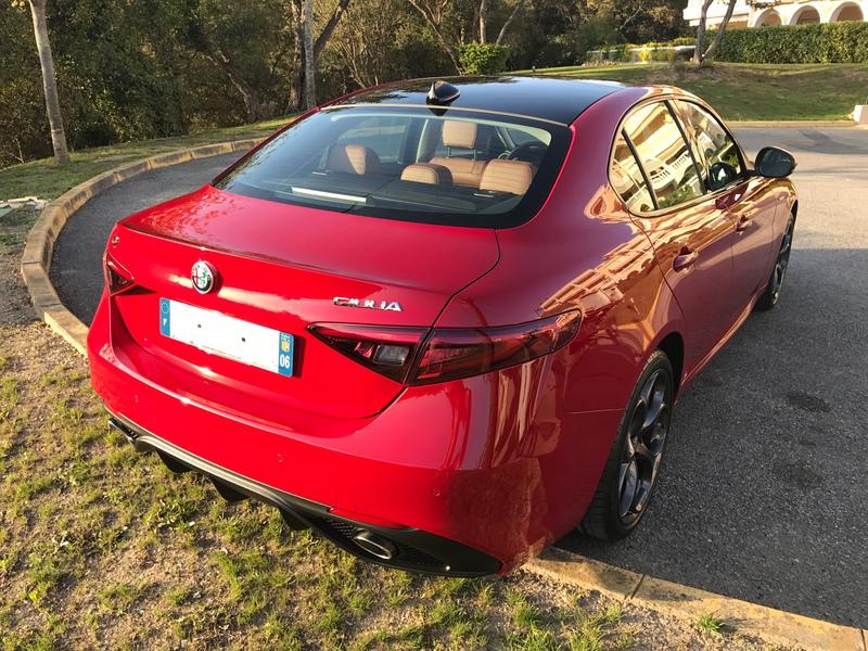 Présentation Arnaud, Maserati Ghibli III S Q4 17053109130919620915071042