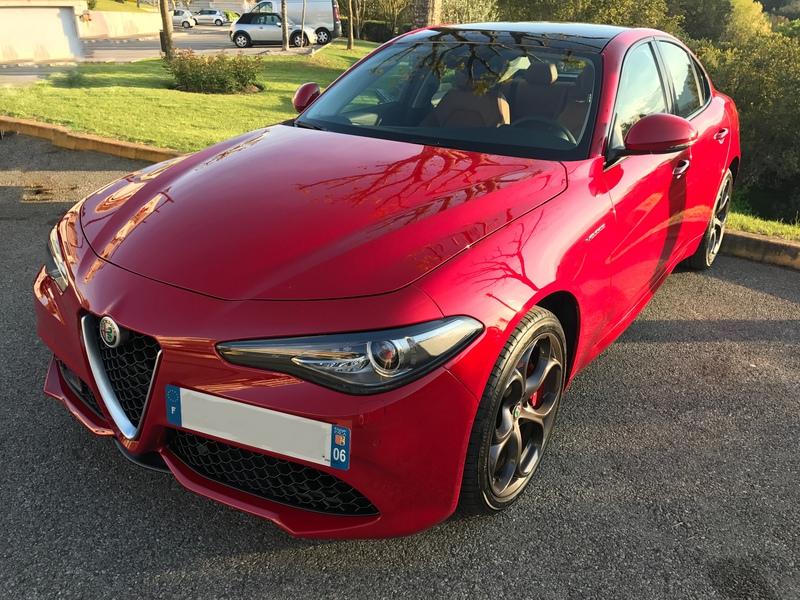 Présentation Arnaud, Maserati Ghibli III S Q4 17053109131319620915071044