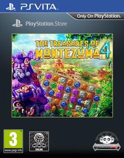 The Treasures of Montezuma 4 (EUR)