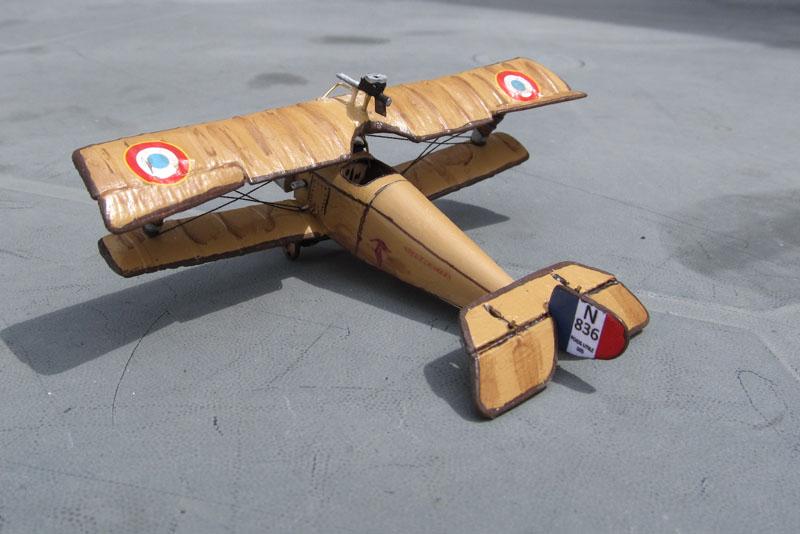 Champ d'aviation le 11 septembre 1917 - 1/72 17060302300818121215073046