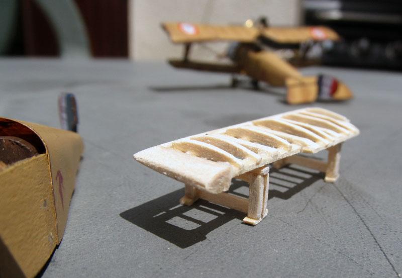 Champ d'aviation le 11 septembre 1917 - 1/72 17060302301018121215073048