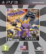 Spyro : Year of the Dragon (PSone Cl...