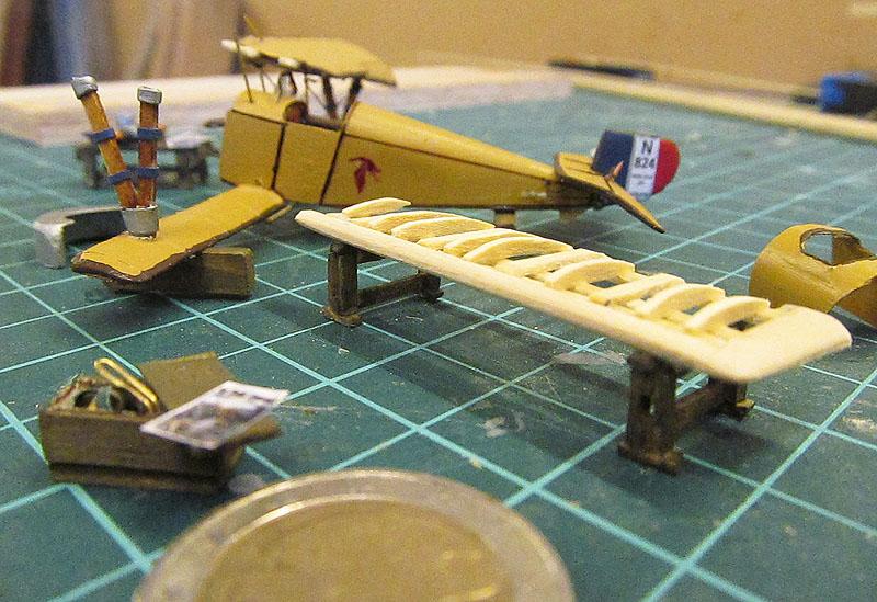 Champ d'aviation le 11 septembre 1917 - 1/72 17060507435918121215078543