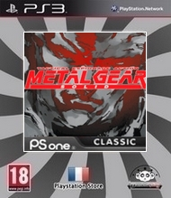 Metal Gear Solid (PSone Classic)