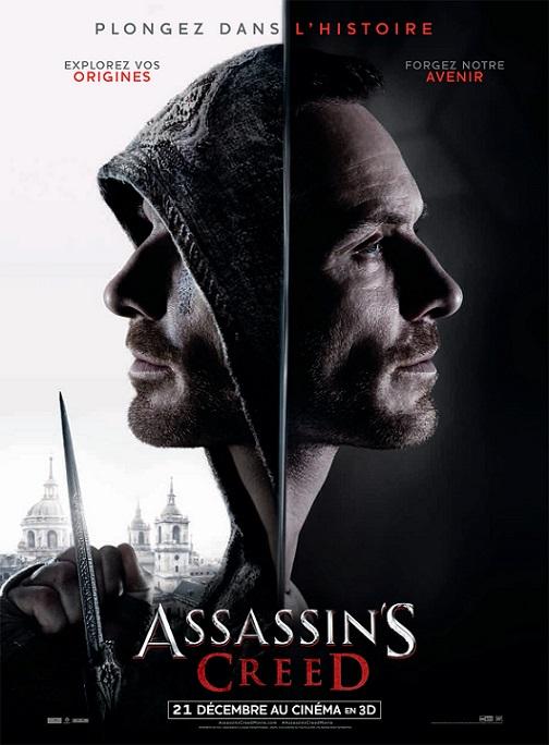 CRITIQUE EXPRESS : ASSASSIN'S CREED dans Cinéma 17060605342415263615078948
