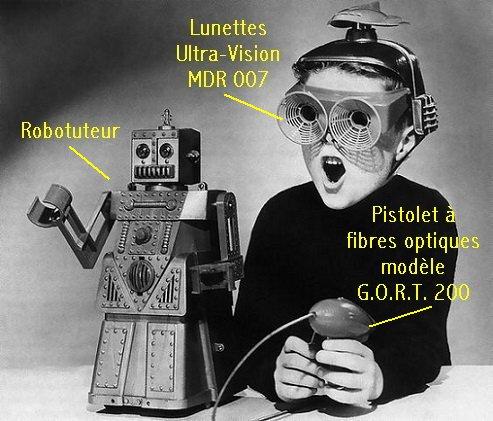 RETROMAD - Le Robotuteur et ses accessoires dans Retromad 17060806333615263615083799
