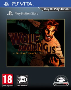 The Wolf Among Us (EUR) (Patch� Fr)