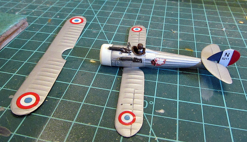 Champ d'aviation le 11 septembre 1917 - 1/72 17061102583718121215089059