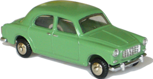Lancia Appia serie III Mercury
