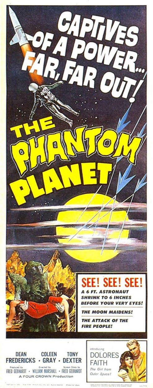 POSTEROÏDE - The Phantom Planet dans Posteroïde 17061807214115263615099810
