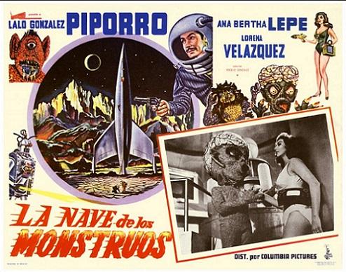 VIDÉO - La Nave de los Monstruos dans Cineteek 17062309192115263615108445