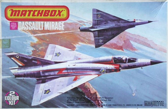 [GB OURSIN VORACE]  Mirage IIICZ - Eduard profipack 1:48 17062911044017732315121749