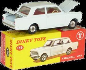 Vauxhall Viva Dinky-Toys