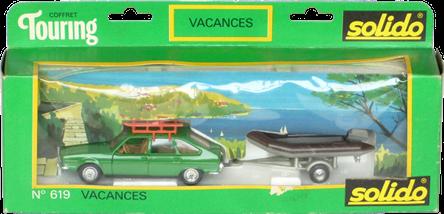 Coffret Touring Vacances Solido