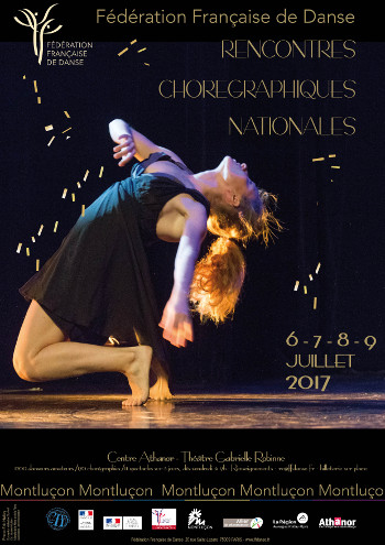 Rencontres nationales de danse 2017