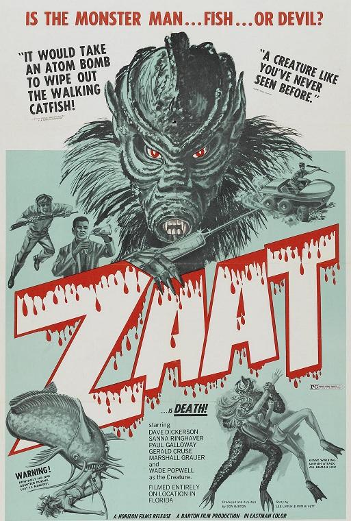 ZAAT (1971) dans Cinéma bis 17070408403715263615130395