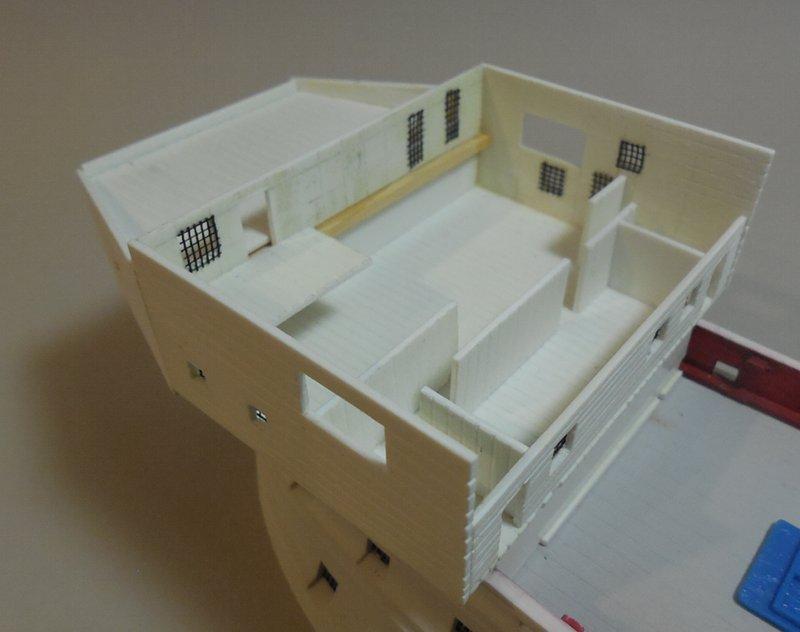 Un ponton prison anglais de la Révolution ou de l'Empire 17070604274423099315134818