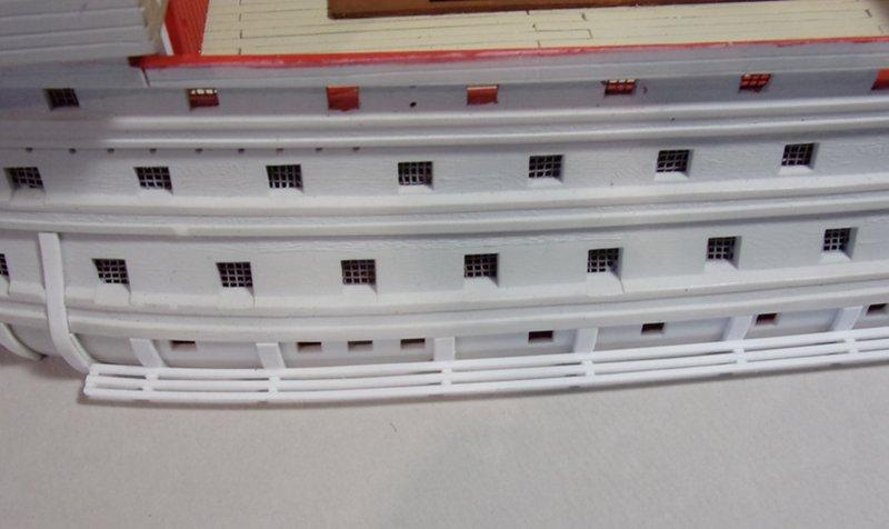 Un ponton prison anglais de la Révolution ou de l'Empire 1/200 sur base HELLER - Page 4 17070607410823099315135067