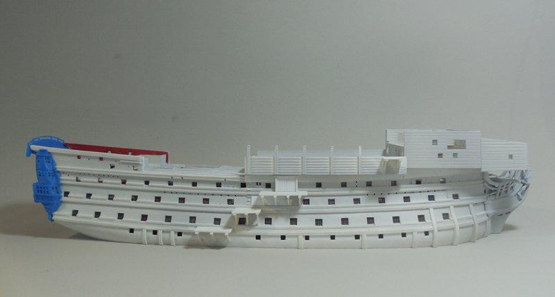 Un ponton prison anglais de la Révolution ou de l'Empire 1/200 sur base HELLER - Page 4 17070607411023099315135071