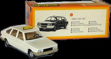 Simca 1308 Taxi Solido