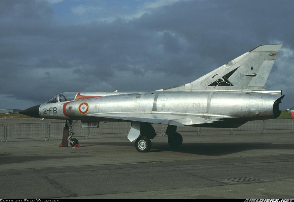 Mirage III C [Eduard 1/48] 17070811421110194415139866