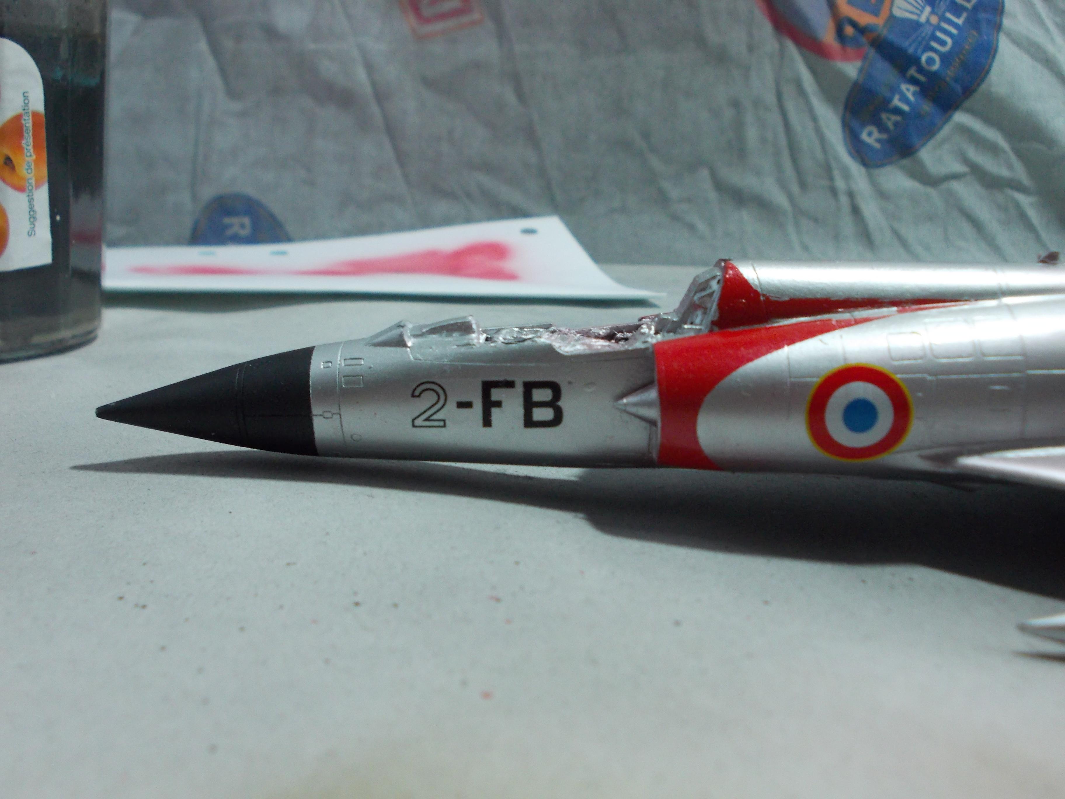 Mirage III C [Eduard 1/48] 17070911061210194415141313