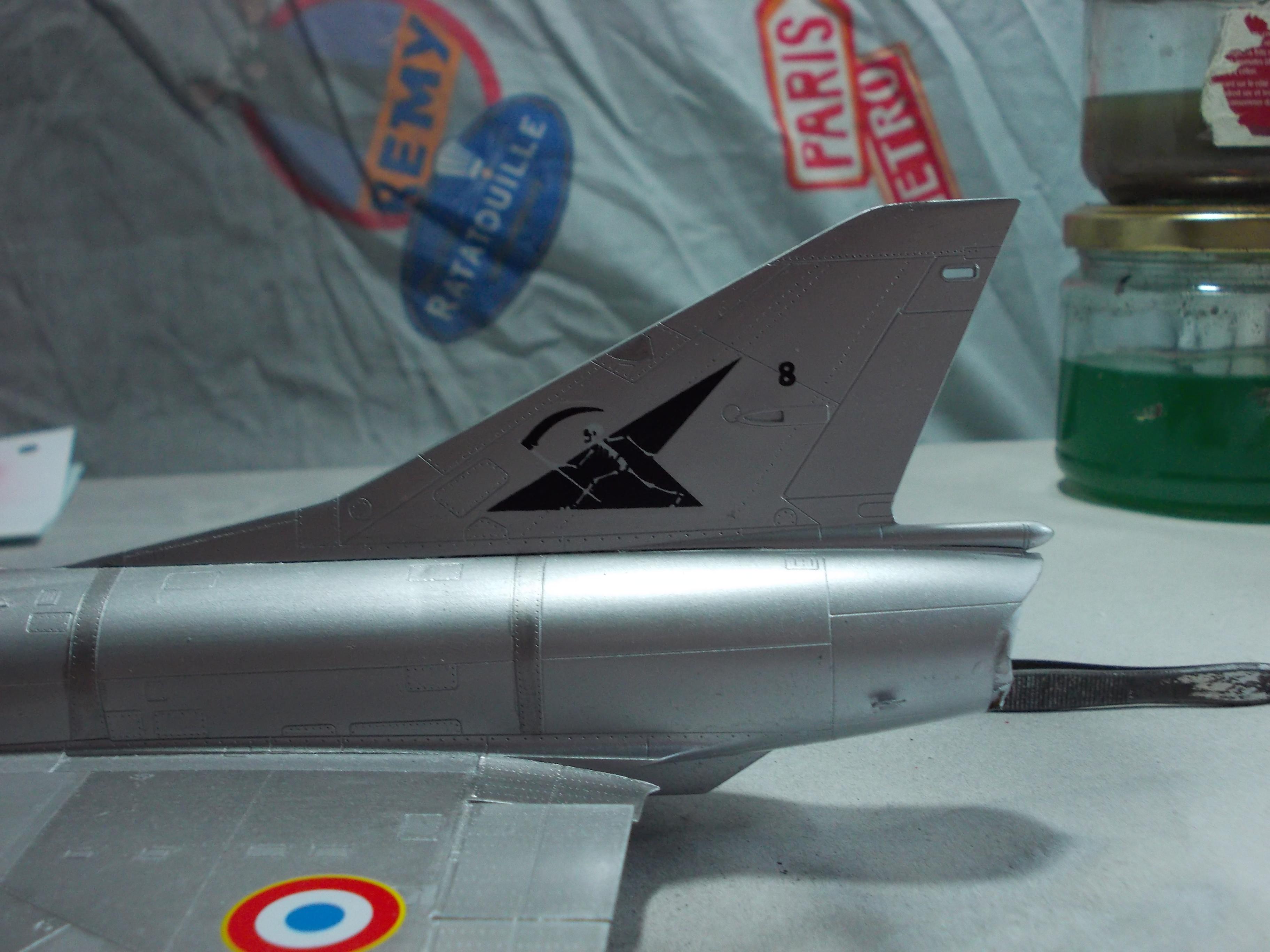 Mirage III C [Eduard 1/48] 17070911063510194415141315