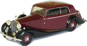 Rolls-Royce Phantom III Mini-Mini