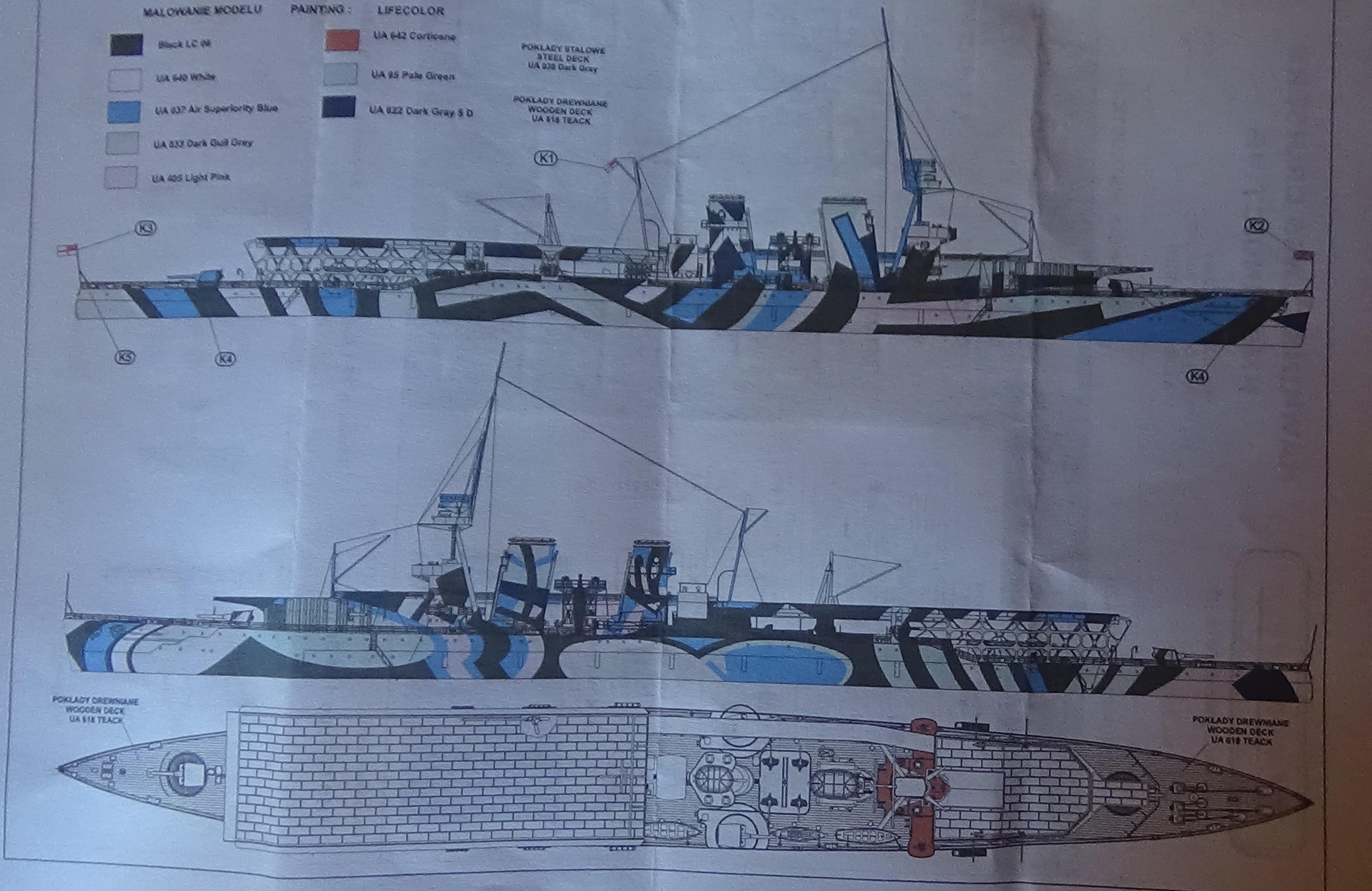 [HMS Vindictive] Porte avions Britannique-1917-700e-AJM 17071705333623134915152734