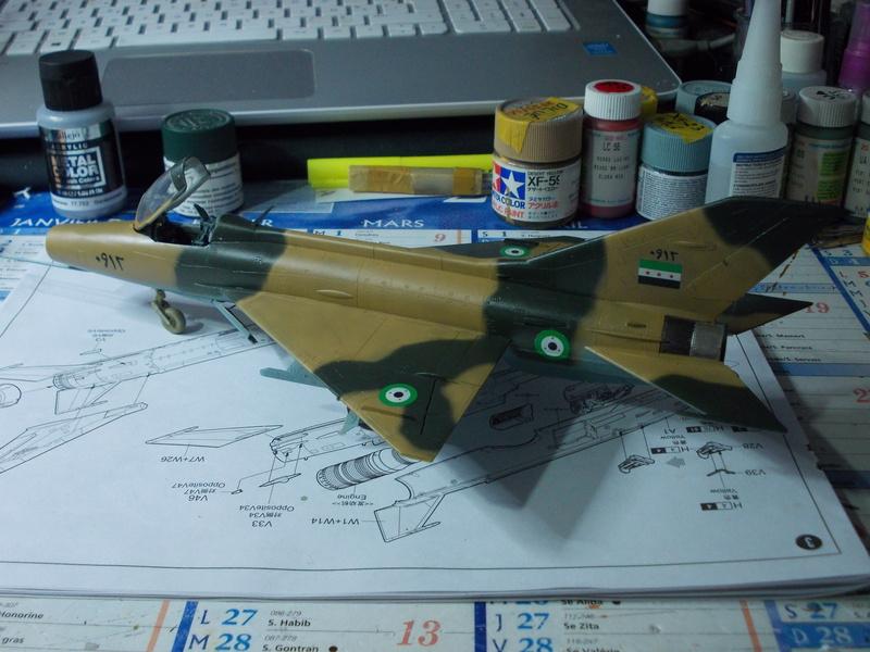 MiG-21 F-13 (Trumpeter 1/48) 17071809461910194415155164