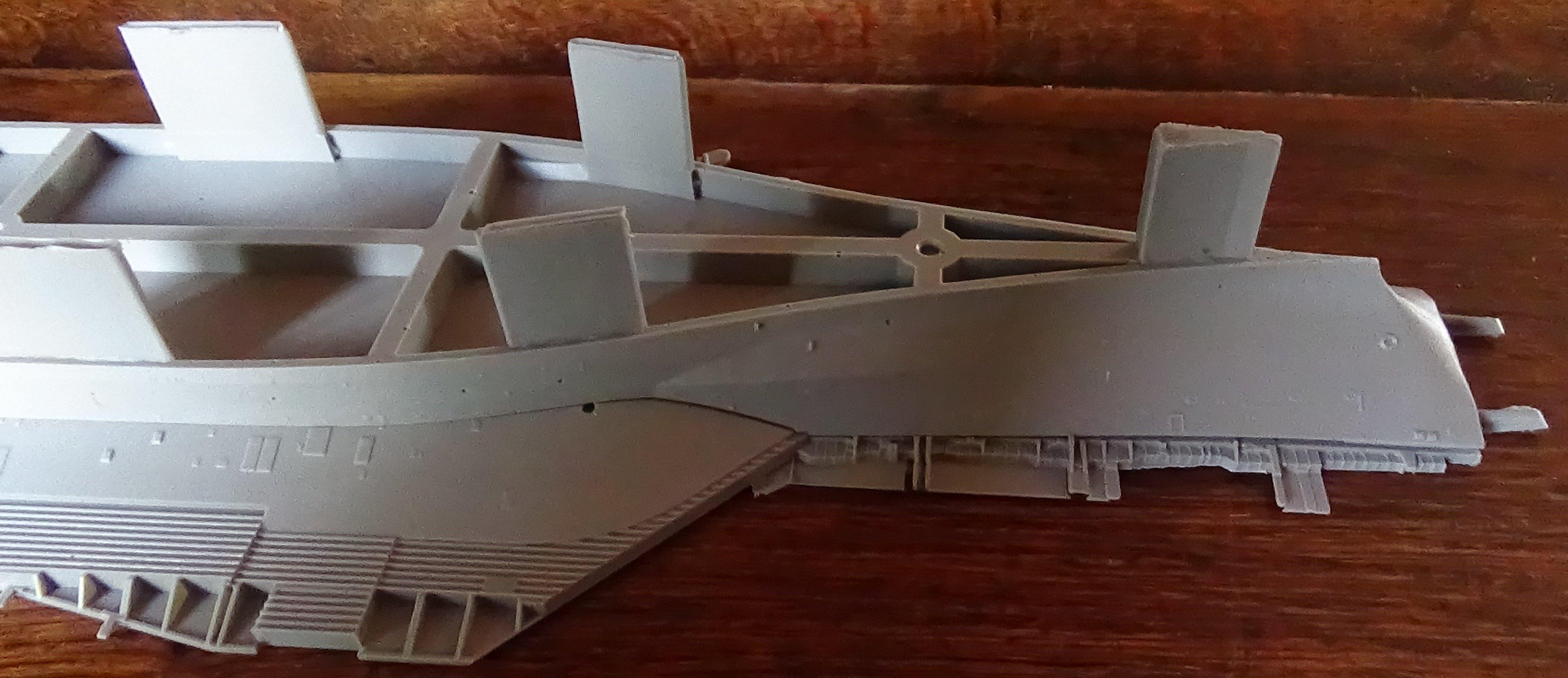 [USS Midway CVA-41] Porte avions lourd américain-700e-Orange Hobby 17071905024023134915155988