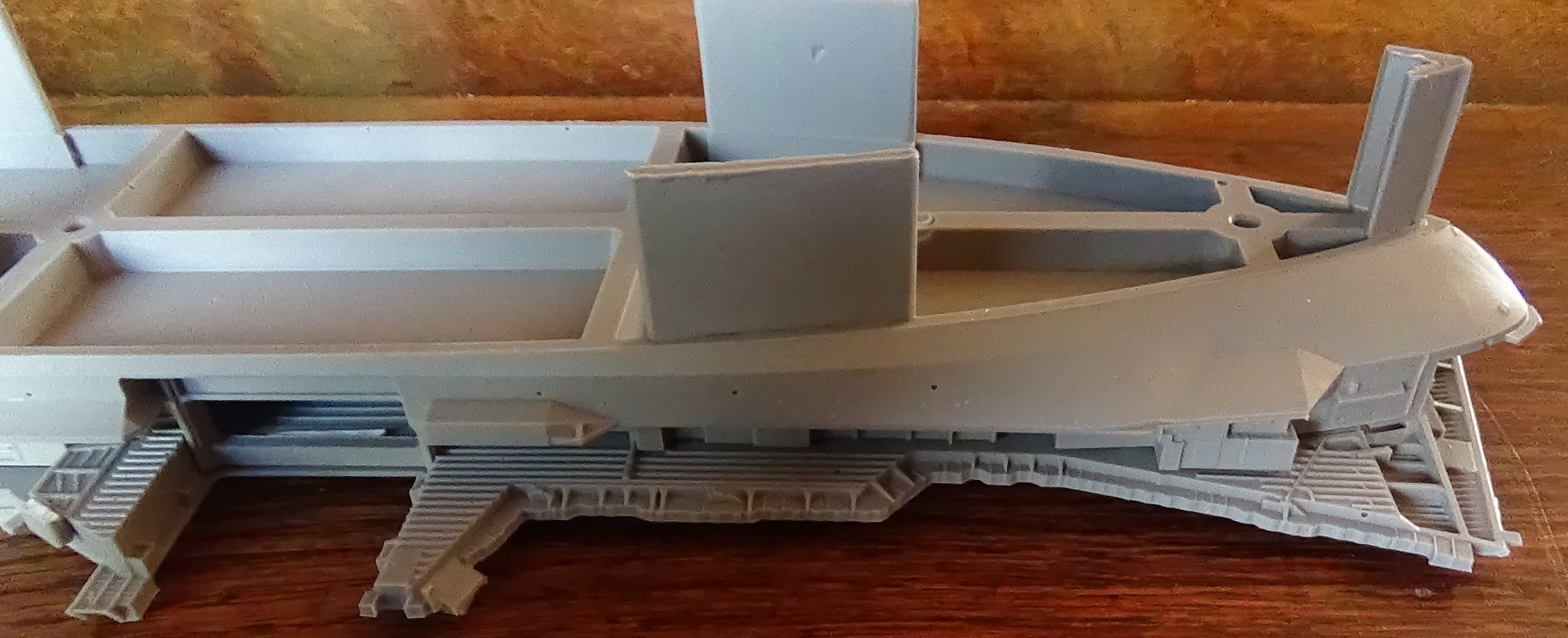[USS Midway CVA-41] Porte avions lourd américain-700e-Orange Hobby 17071905025623134915155990
