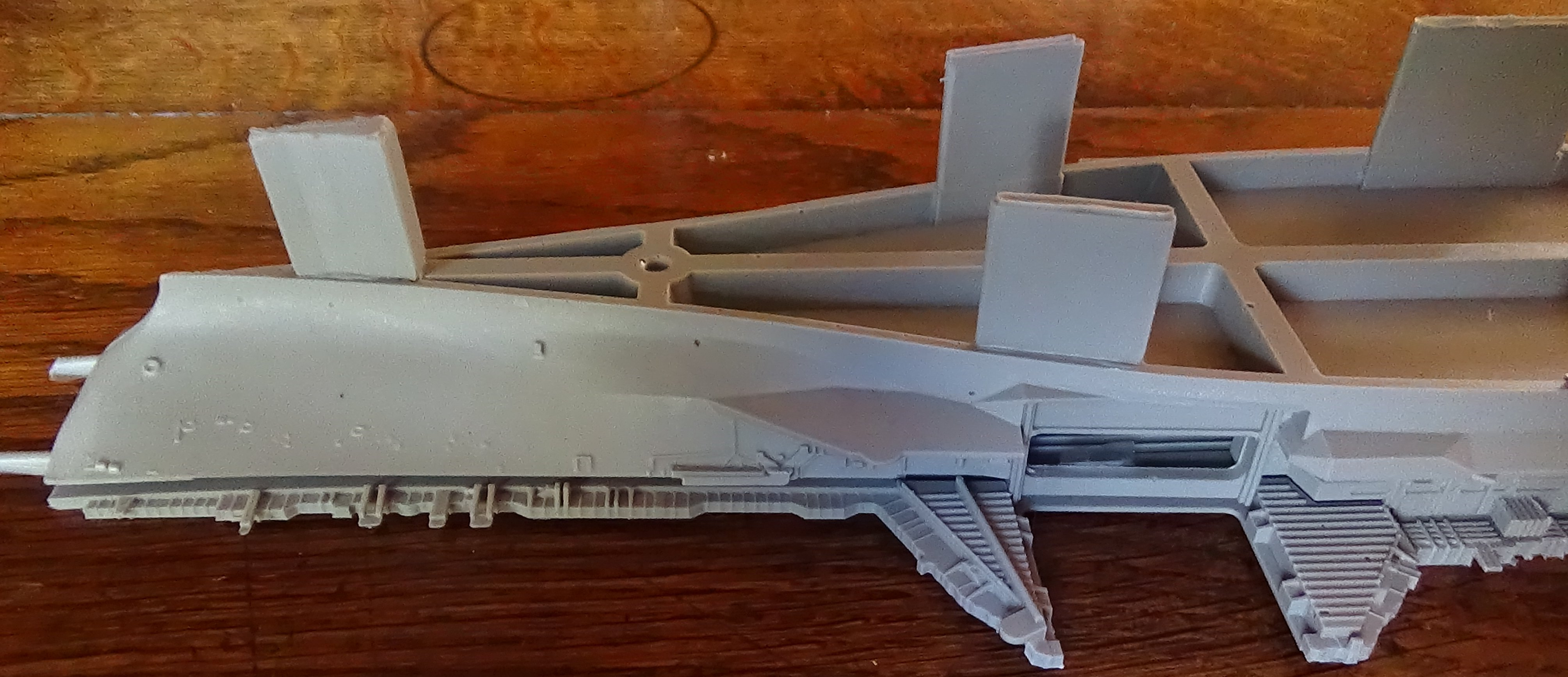 [USS Midway CVA-41] Porte avions lourd américain-700e-Orange Hobby 17071905030423134915155991
