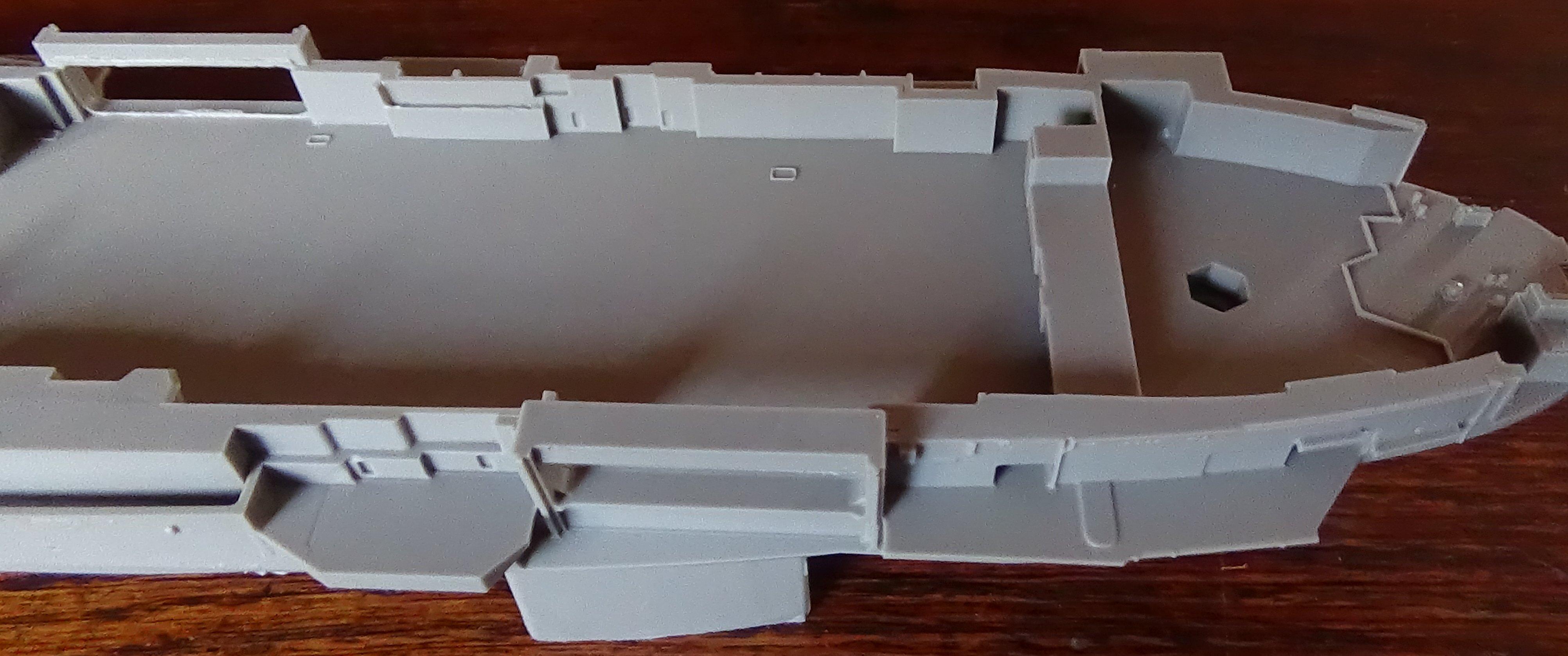 [USS Midway CVA-41] Porte avions lourd américain-700e-Orange Hobby 17071905040923134915155997