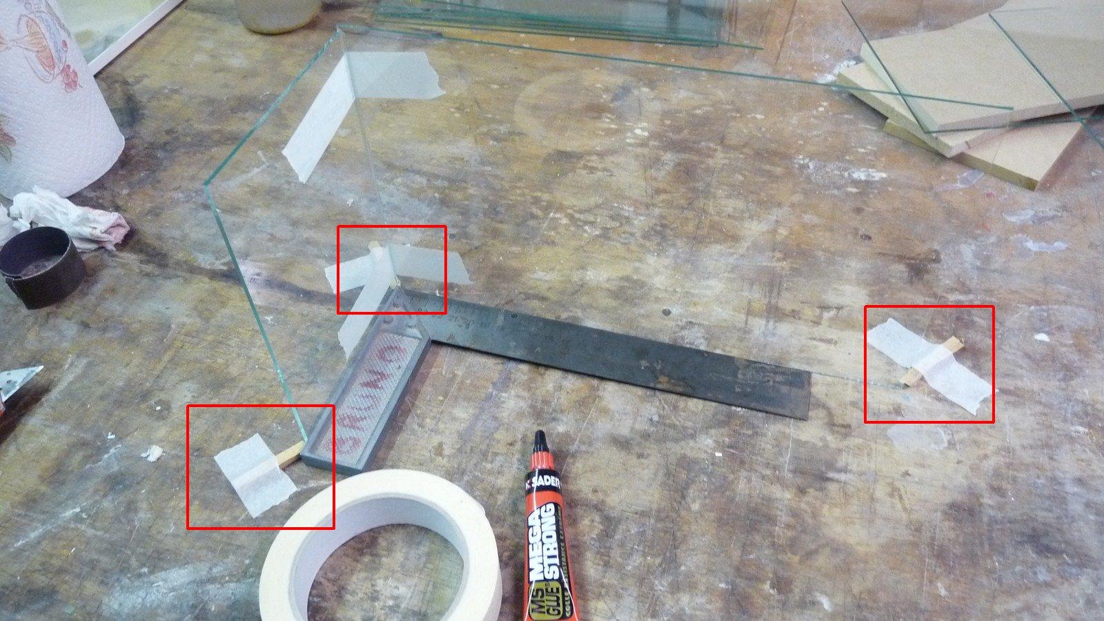 Fabriquer ses propres vitrines en verre 17071907263223134915156545
