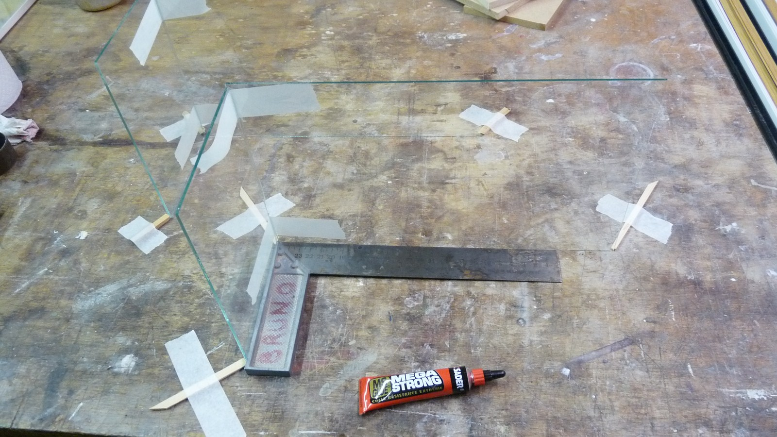 Fabriquer ses propres vitrines en verre 17071907263523134915156546