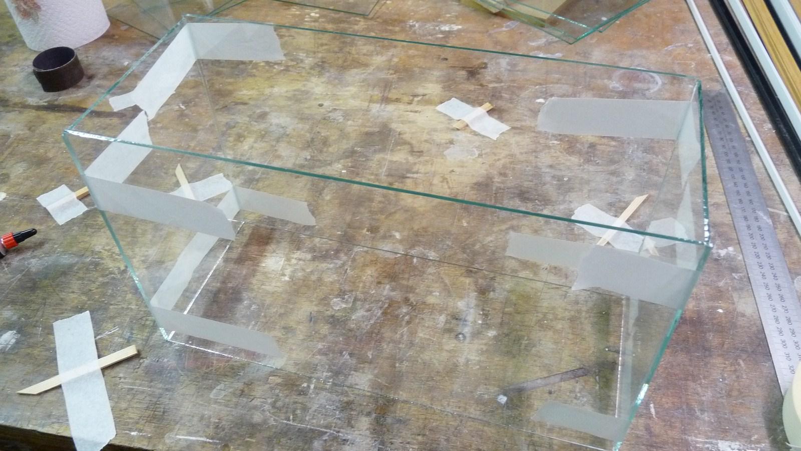 Fabriquer ses propres vitrines en verre 17071907263923134915156547