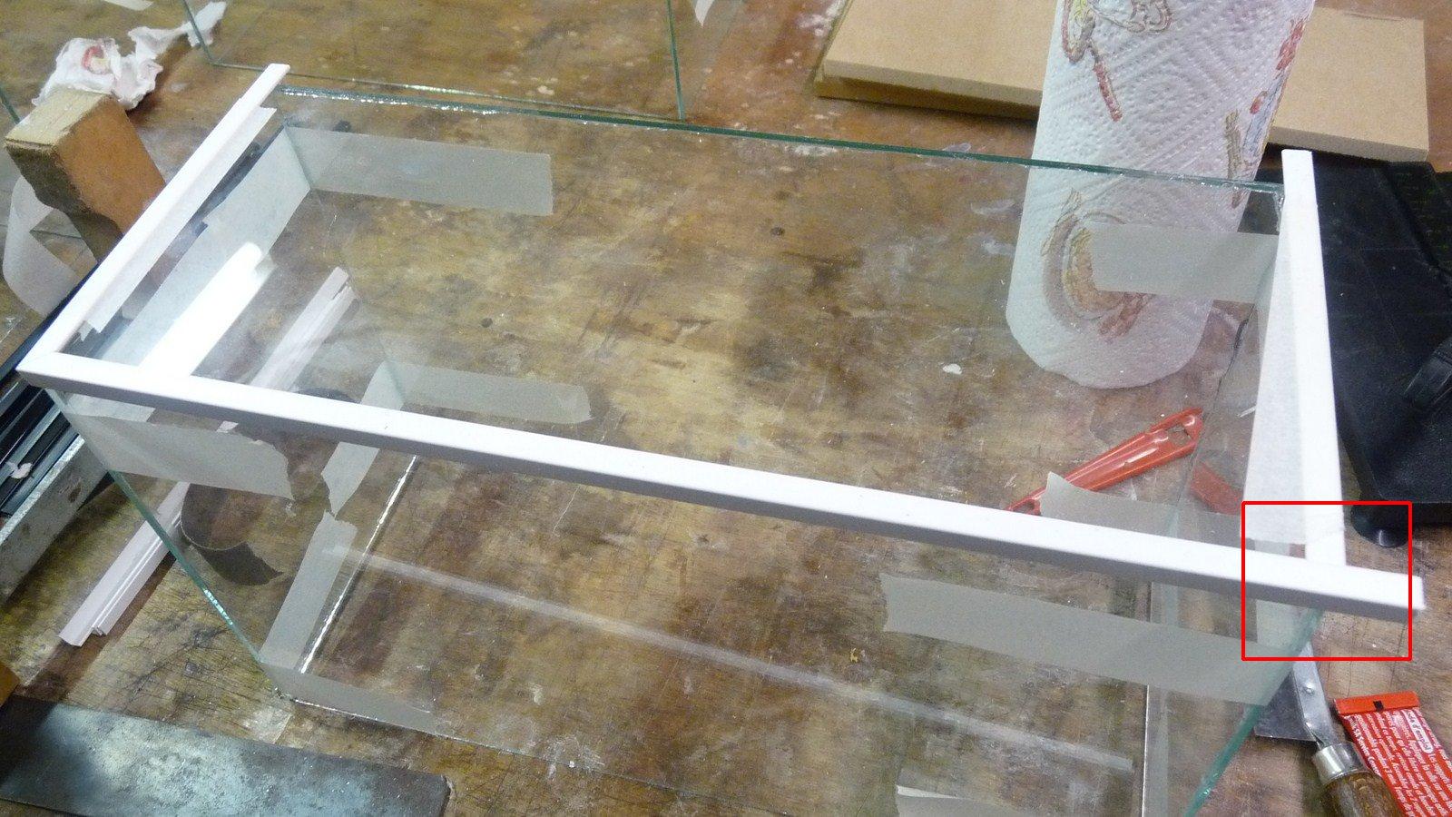 Fabriquer ses propres vitrines en verre 17071907264823134915156550