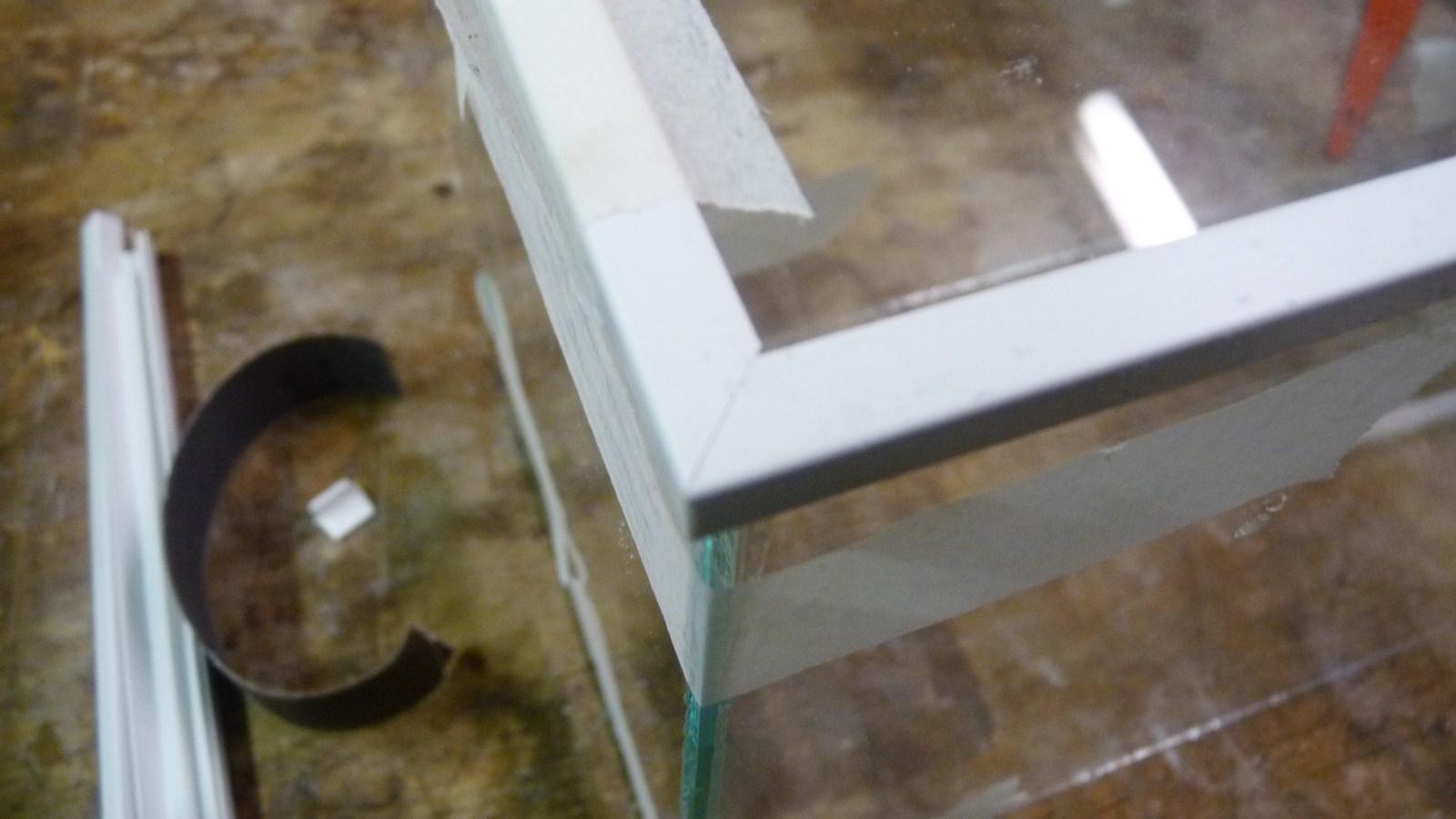 Fabriquer ses propres vitrines en verre 17071907265323134915156553