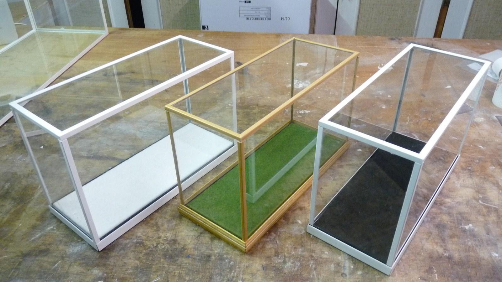 fabriquer une vitrine - Fabriquer ses propres vitrines en verre 17071907271723134915156560