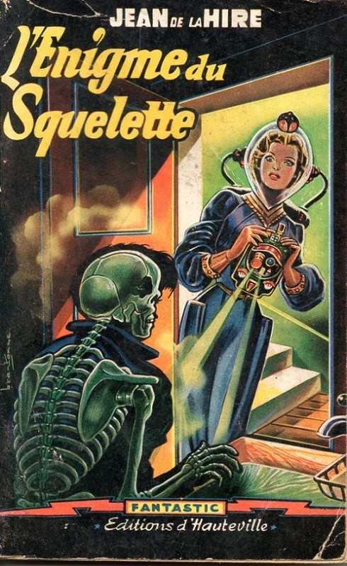 COUV - L'Énigme du Squelette dans Couv 17071908590615263615155462