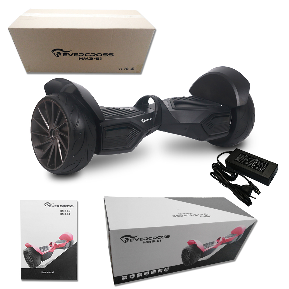 evercross monster hoverboard gyropode hummer tout terrain. Black Bedroom Furniture Sets. Home Design Ideas