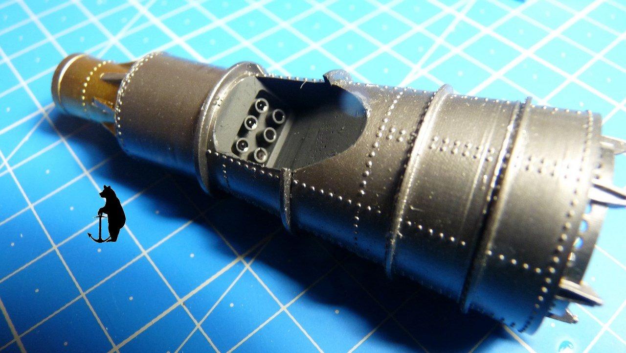 Crash-test planétaire : la sonde lunaire Ranger 8 au 1/24e 17072103215423134915160125