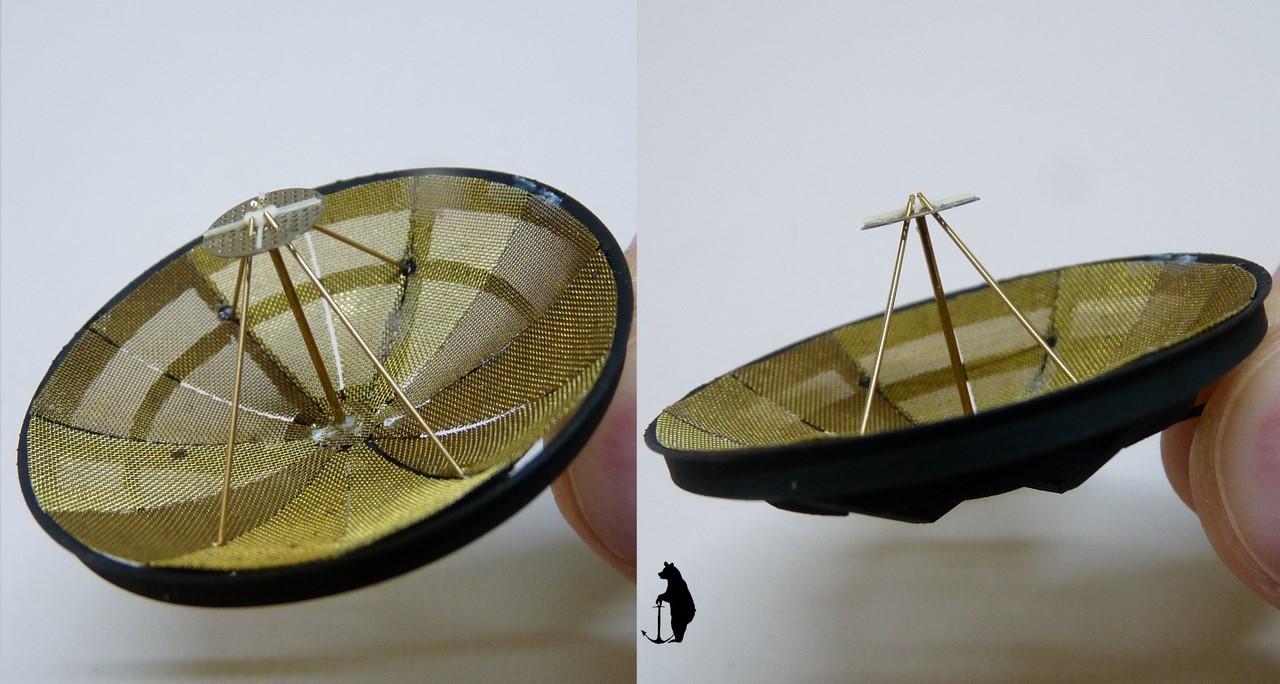 Crash-test planétaire : la sonde lunaire Ranger 8 au 1/24e 17072103241623134915160174
