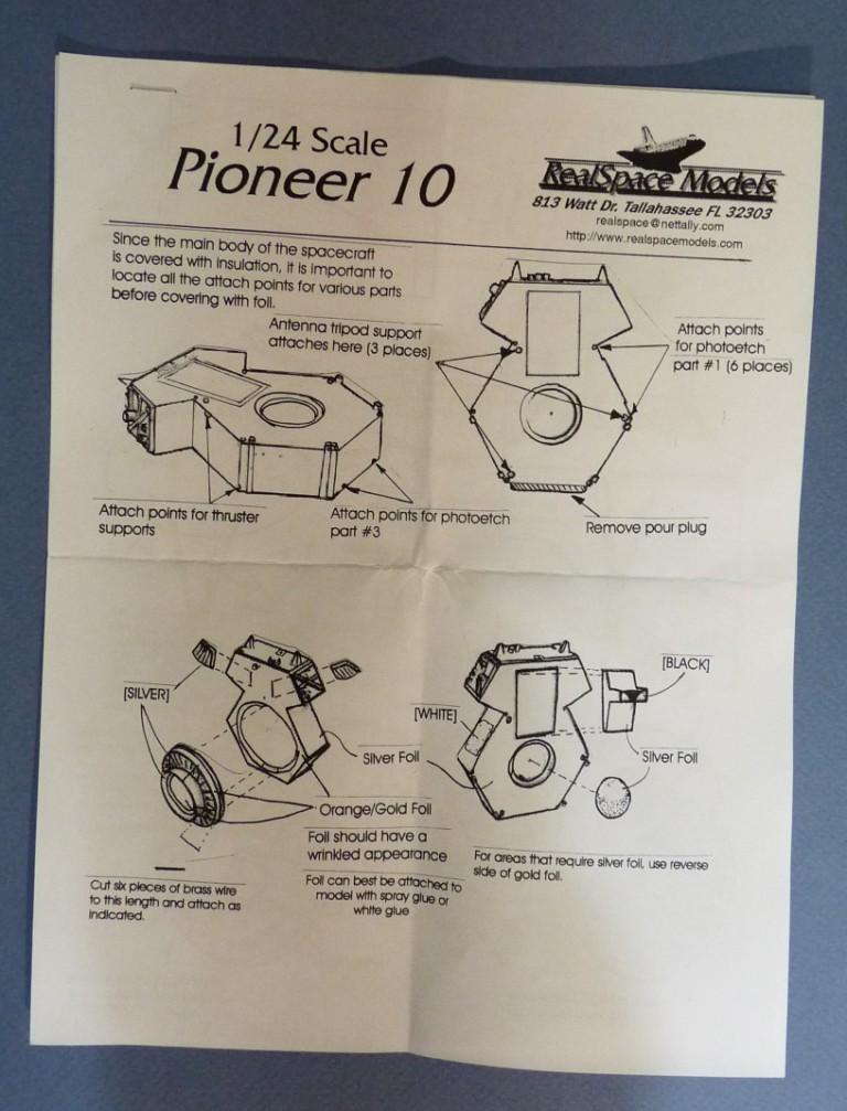 Envoyons-nous en l'air avec Pioneer 10 [1/24e RealSpace Models]  17072112455723134915159331