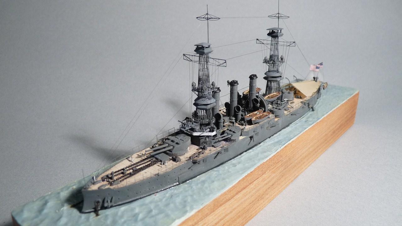 Yamato tamiya 1/350 up Fini le 15/08/2018 - Page 4 17072311554423134915164843