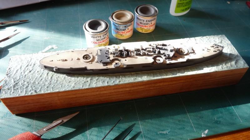 USS Vermont BB-20 (état de 1909) au 1/700e de Niko Models - Page 2 17072311555523134915164852