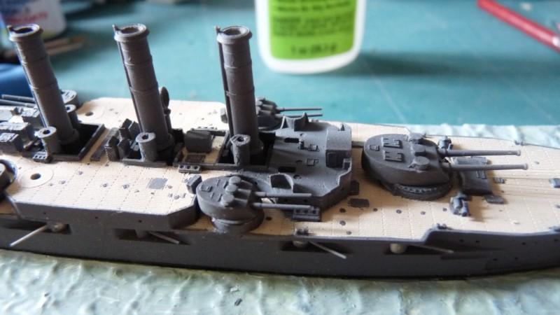 USS Vermont BB-20 (état de 1909) au 1/700e de Niko Models - Page 2 17072311555923134915164855
