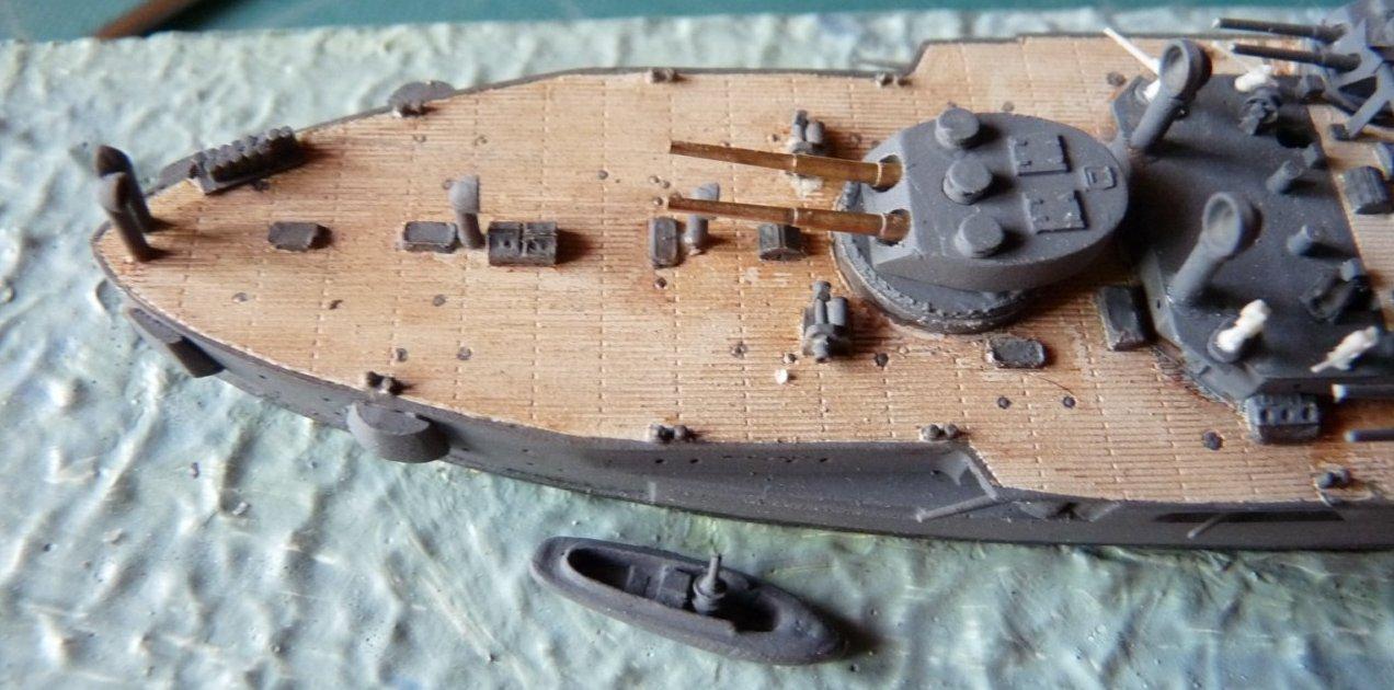 USS Vermont BB-20 (état de 1909) au 1/700e de Niko Models - Page 2 17072311561923134915164873