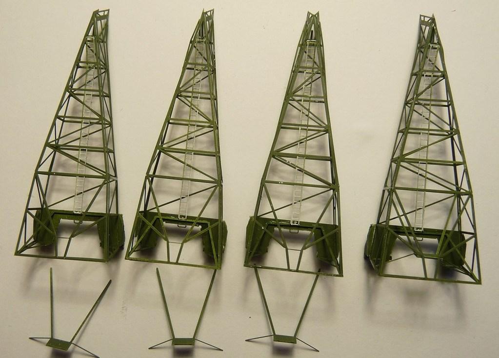 La fusée russe Soyouz TMA-21 sur son pas de tir au 144e  17072607231623134915172528